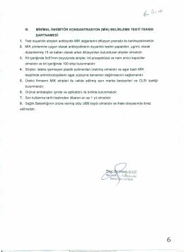 6. grup teknik şart.