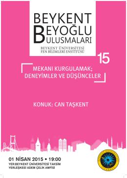 bulusmaları - Beykent Üniversitesi