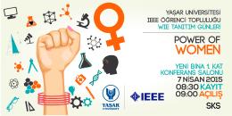 IEEE WIE (Woman in Engineering) Tanıtım Günleri