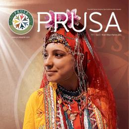 Prusa Sayı 3 - Prusa Sanat Ve Spor Merkezi