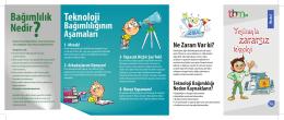 İlkokul teknoloji