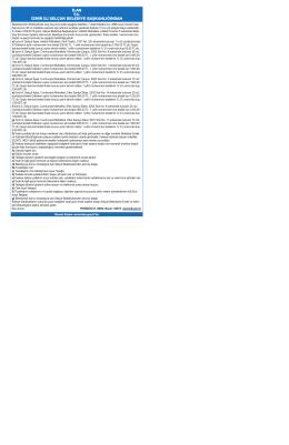 ilan tc izmir ili selçuk belediye başkanlığından