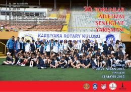TORUNLAR-Statü-2015 - İzmir Atletizm Spor Kulübü