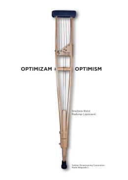 OPTIMIZAM OPTIMISM