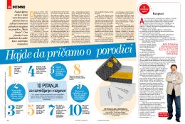 Blic Žena 31. 01. 2015.