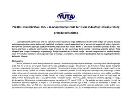 preuzmite Predloge ministarstvu i TOS-u - .pdf dokument
