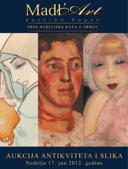 27. Aukcija antikviteta i slika
