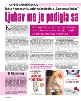 ivana kuzman + Isidora.qxd