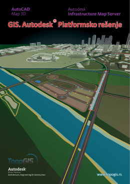 GIS platforma