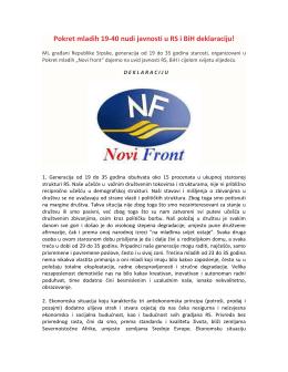 deklaracija nf