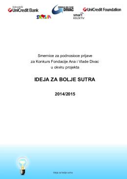 Smernice - UniCredit Bank Srbija ad Beograd