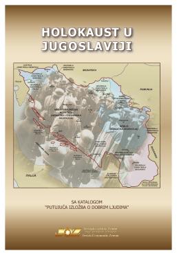 HOLOKAUST U JUGOSLAVIJI - Jevrejska opština Zemun