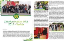 Završen Balkan Tour 2012 - Serbia