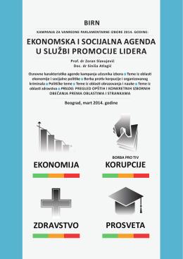 Izveštaj izborne kampanje 2014.