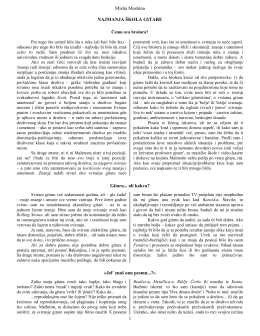 Najmanja škola gitare (pdf)
