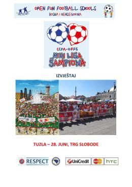 Mini liga šampiona - Tuzla