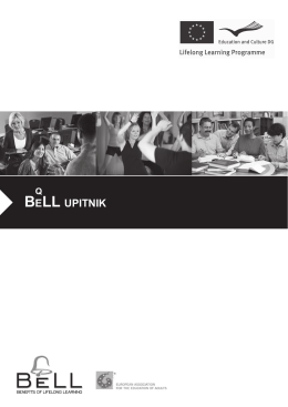 BELL UPITNIK - BeLL Project