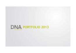 dna portfolio