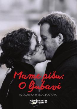 Mame pišu: O ljubavi - Najbolja Mama Na Svetu