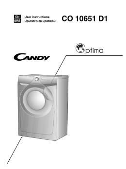 Mašina za veš CO 10651 1D