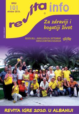 REVITA Info broj 101 (.pdf)