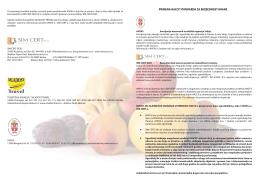 HACCP sistem