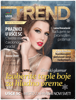 trend 15 - Ušće Shopping Center
