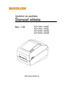 SLP-T40x_D40x_uputstvo_srp_Rev_1_05