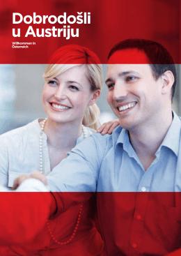 Dobrodošli u Austriju - Österreichischer Integrationsfonds