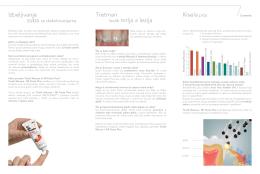 MI Cosmetic - Brošura
