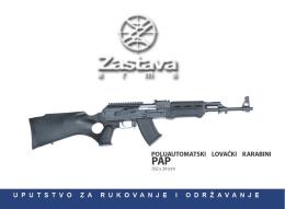 PAP - Zastava-arms