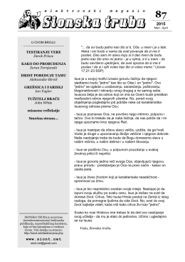 PDF - Sionska truba
