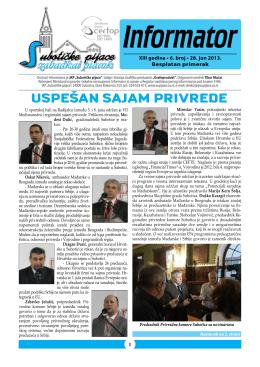 2013 Jun - Subotičke pijace