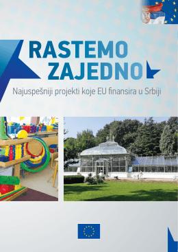 Najuspešniji projekti koje EU finansira u Srbiji