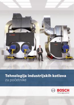 Tehnologija industrijskih kotlova za početnike