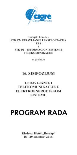 16. simpozijum
