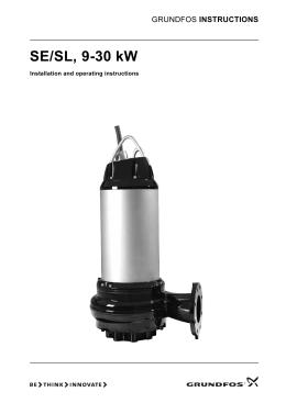 SE/SL, 9-30 kW