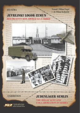 Jevrejski logor Zemun – Holokaust i kolaboracija u Srbiji