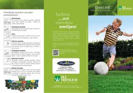 Turfline ...vrt vlasnikov omiljeni - DLF
