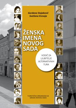 Gordana Stojaković Svetlana Kresoja VODIČ ZA LJUBITELJE