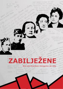ZABILJEŽENE - Heinrich-Böll-Stiftung Bosna i Hercegovina