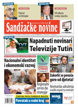 Sandžačke novine 143
