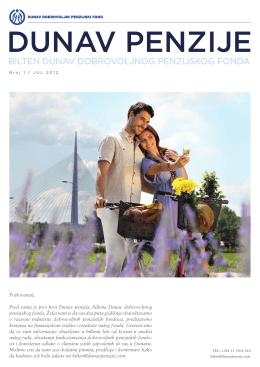 Bilten Dunav Penzije, br. 1. jul 2012.pdf