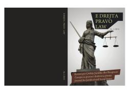 Nr. 1/2013 - Fakulteti Juridik