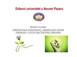 kuća - Državni univerzitet u Novom Pazaru
