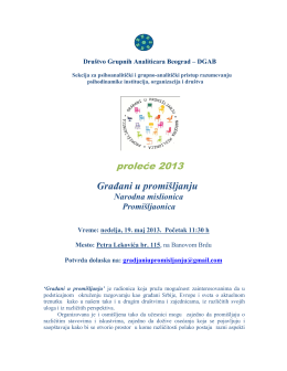 preuzmite PDF - Društvo grupnih analitičara Beograd