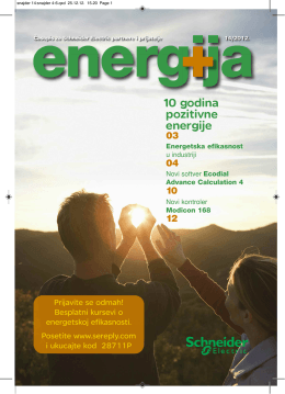 energija 14 - Schneider Electric