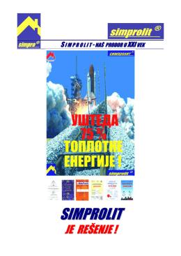 rezime - Simprolit