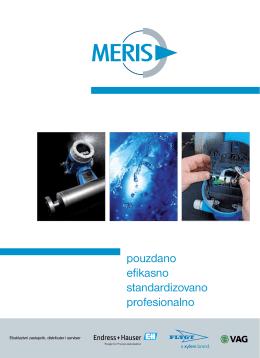 Meris brošura