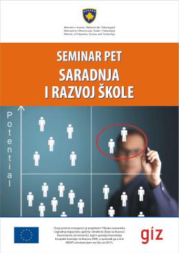 Seminar pet Saradnja i razvoj škole